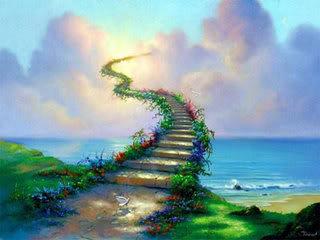 [cảm nhận] Bài hát Stairway to heaven - Led Zeppelin Heaven1