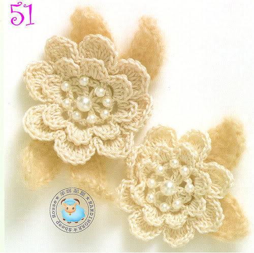Móc hoa B13