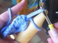 Đan khăn mẫu hoa cúc Broomstick-grund-11