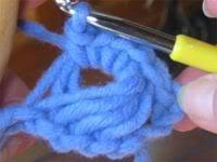 Đan khăn mẫu hoa cúc Broomstick-grund-18