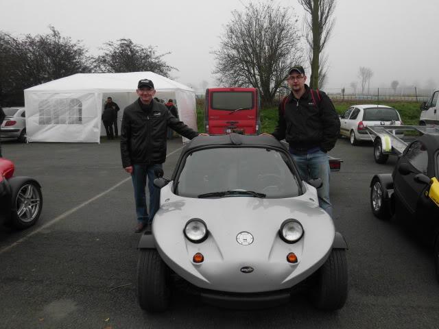 Meeting SECMA - Circuit de Clastres 10 Novembre 2012 DSCI0093