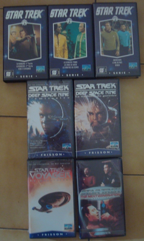 Cassettes vidéo Star Trek Star%20Trek%20-%20Series