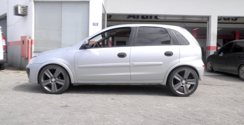 [Fotos] - Corsa Hatch Maxx - Vitoria / ES P5110011