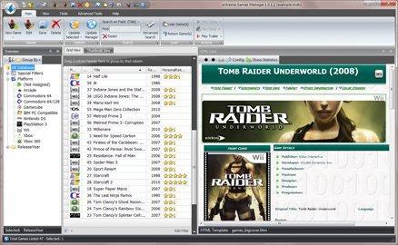 برنامج Extreme Games Manager 1.0.3.8 لجلب الالعاب والمعلومات الخاصه بها + التفعيل : تحميل مباشر 87264beaf294325a0b84c89c0862d1c9