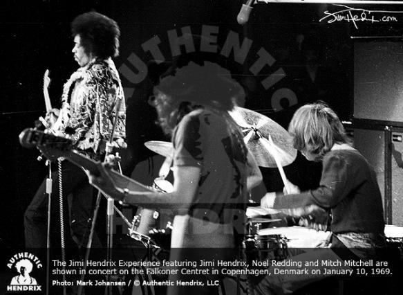 Copenhague (Falkoner Centret) : 10 janvier 1969 [Premier concert] 6055ec8485130a5d442bbd03b20abfe9