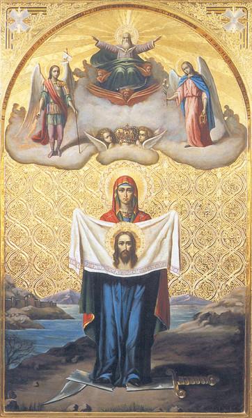 Иконы и другие изображения на тему религии.  38d88f71dcfb3ee37dc982a5a53e4d71