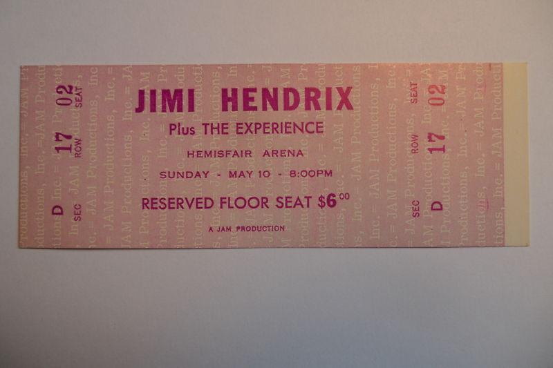 San Antonio  (Hemisfair Arena) : 10 mai 1970  Eba5899f1b2c9544efb52a0d14117866