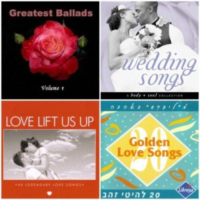Various Artists - The Best Of Love Songs: The Collection (MP3) (25CDs  802bcf0fe44b102094ec300db0e98e23