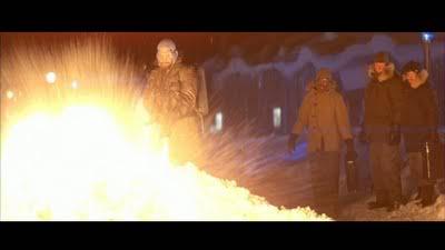 La cosa (1982) Flame1
