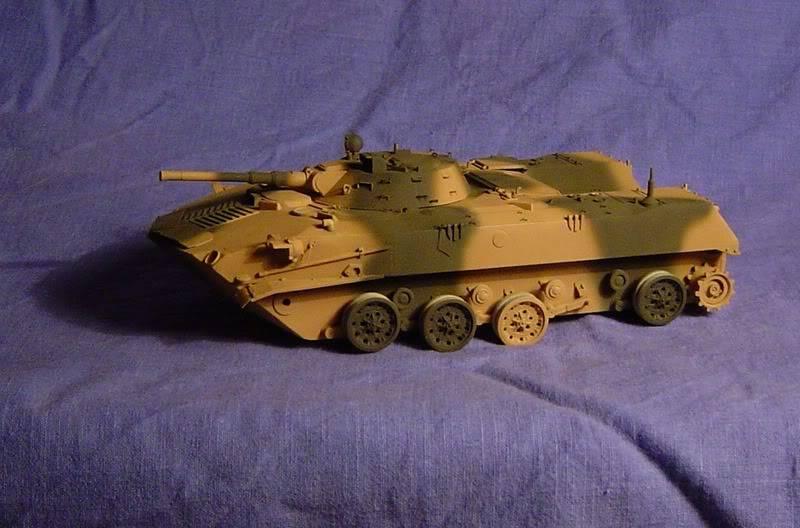 l'Ural et le BMD1 P avancent DSC00619