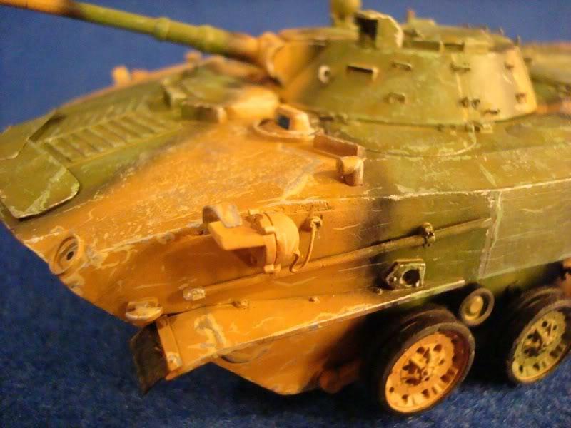 l'Ural et le BMD1 P avancent DSC01850
