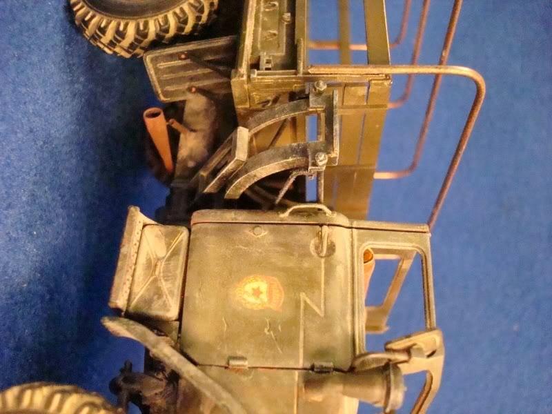 l'Ural et le BMD1 P avancent DSC01853