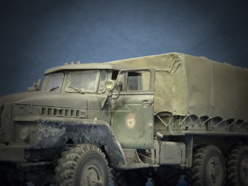 l'Ural et le BMD1 P avancent - Page 4 Photo005