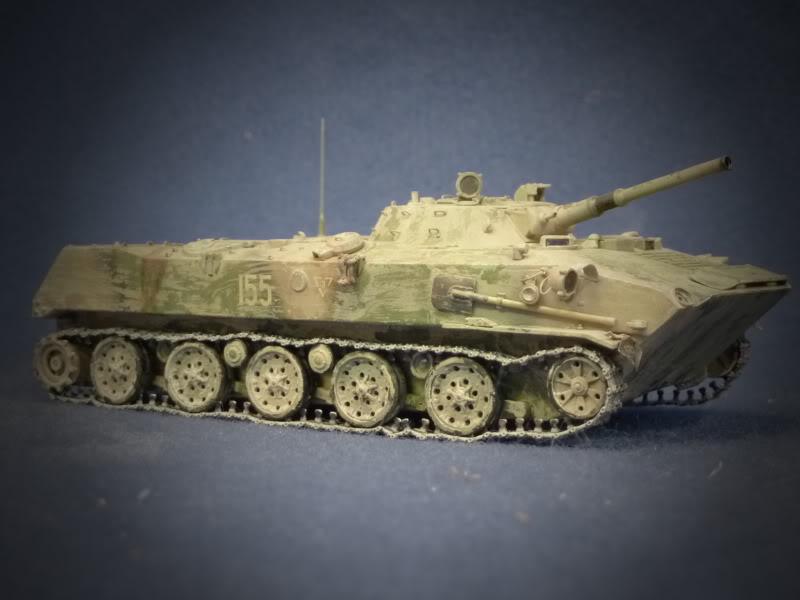 l'Ural et le BMD1 P avancent - Page 4 Photo006