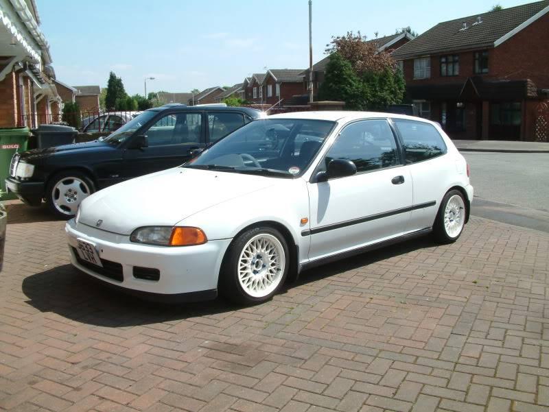1992 Honda Civic VEi DSCF00033