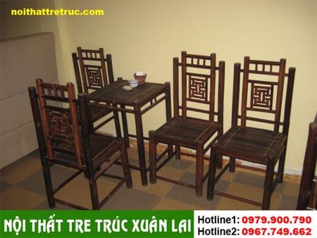 Bàn ghế tre – cafe, nhà hàng giá xuất xưởng chỉ với 380k/1b 1350000d_zps47eca2ce