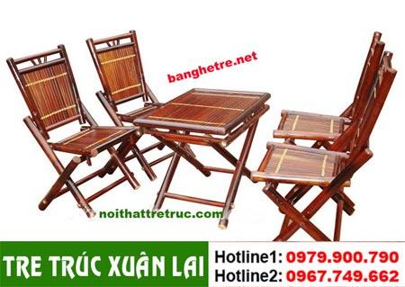 Bàn ghế tre – cafe, nhà hàng giá xuất xưởng chỉ với 380k/1b BBG42_zps96a02ecd
