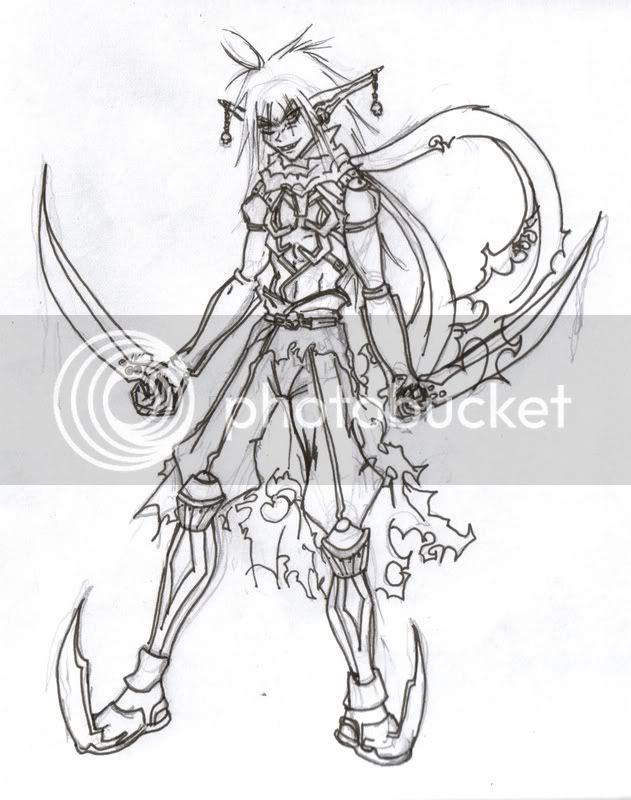 Mes dessins(Shima)(nouveau page 2) Thedarkelf-1