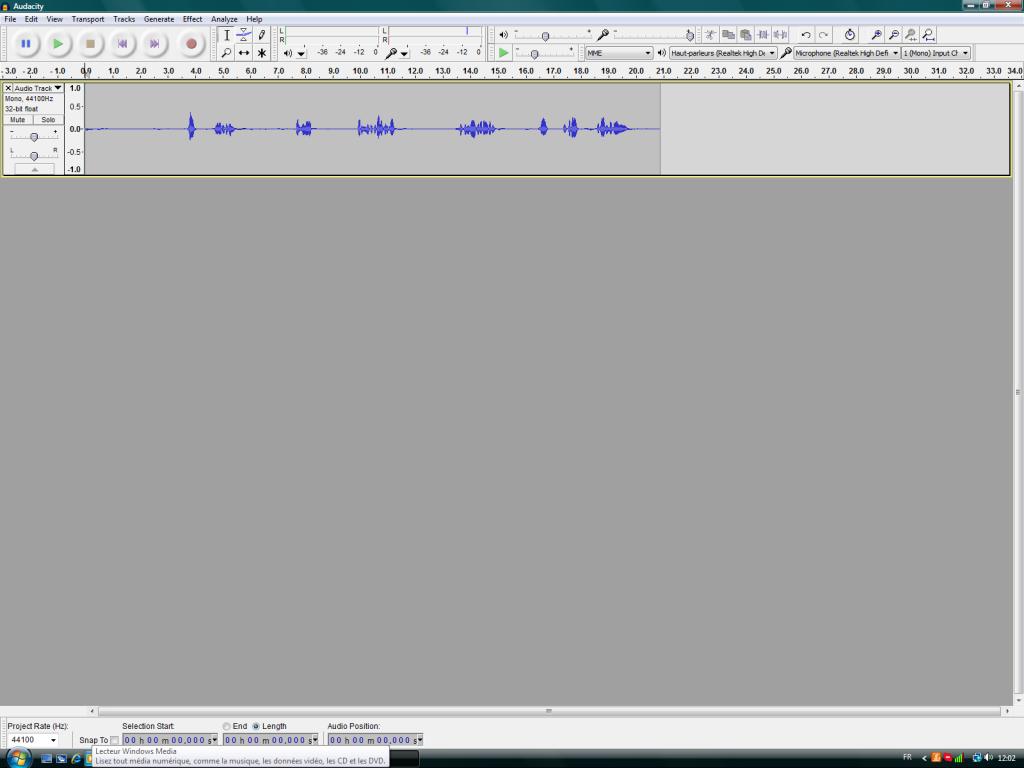 [Mix: Audacity]Clean un enregistrement à la utaHeat sur Audacity :D 01_zps98e48167