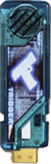 Kamen Rider W - Page 3 TriggerMemory