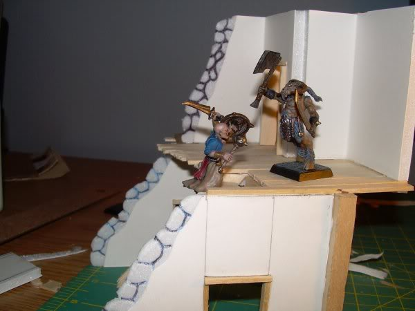 First Mordheim Building DSCN1233