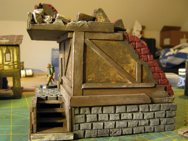 The Queen City Gamers: Terrain Log IMG_0192