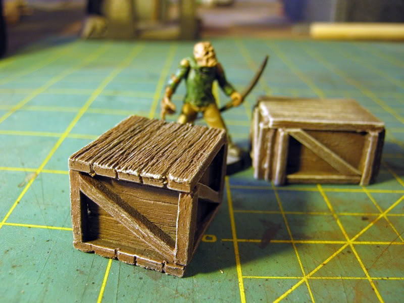 The Queen City Gamers: Terrain Log IMG_0197