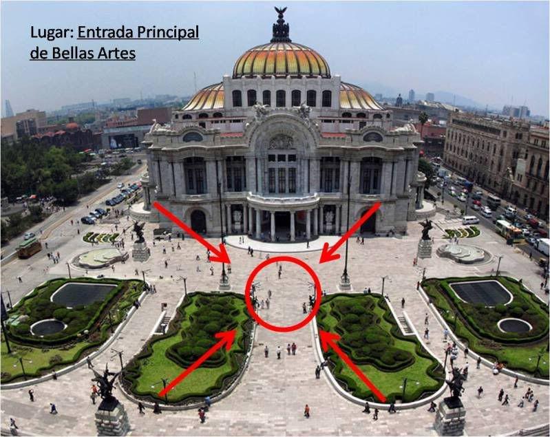 Lugar: Bellas Artes BellasArtes