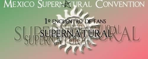 1 Reunion de Fans de Supernatural: MEXICO Banner01