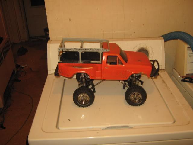 Project Blackfoot RCCars160