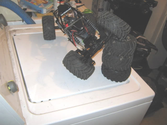 Project Dark One and Uber Tuber RCCars185