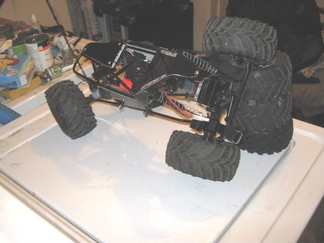 Project Dark One and Uber Tuber RCCars186
