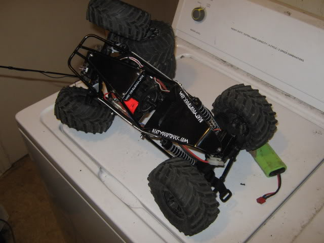 Project Dark One and Uber Tuber RCCars189