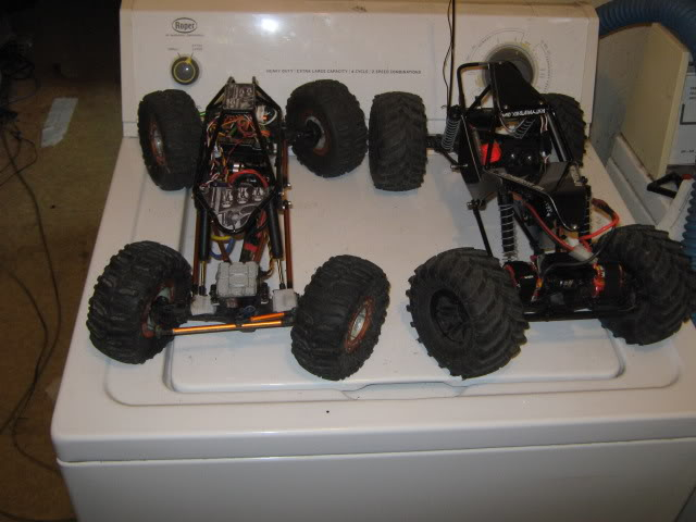 Project Dark One and Uber Tuber RCCars194