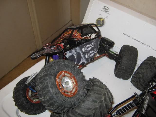 Project Dark One and Uber Tuber RCCars197