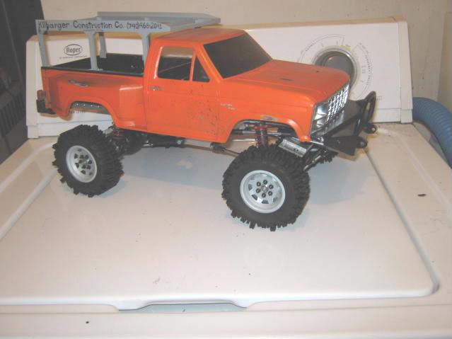 Project Blackfoot RCCars306