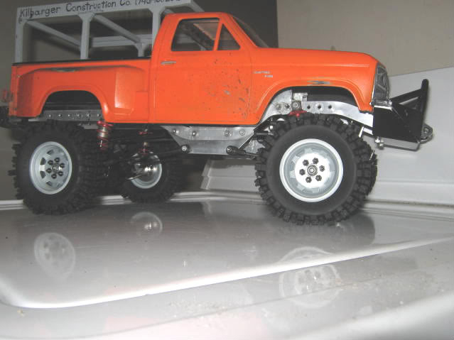 Project Blackfoot RCCars313