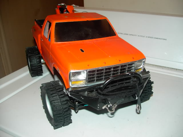 Project Blackfoot RCCars471