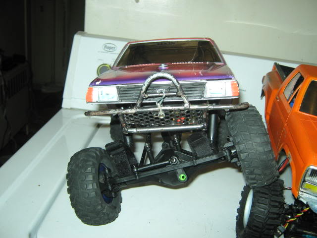 Project Dark One V 2.0 (Now a scale Brat) RCCars608