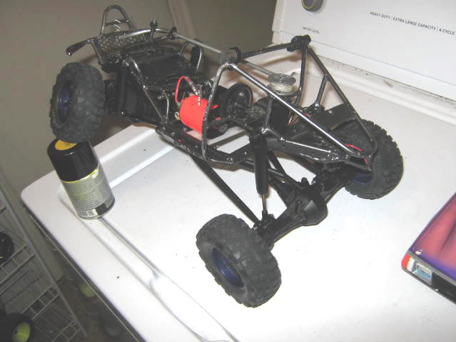 Project Dark One V 2.0 (Now a scale Brat) RCCars620