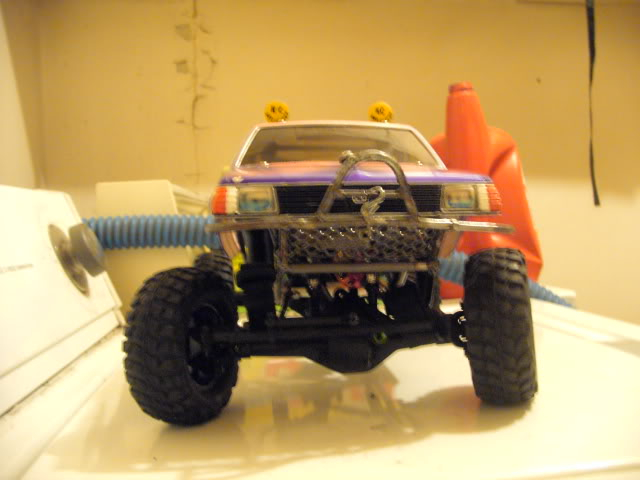 Project Dark One V 2.0 (Now a scale Brat) RCCars626