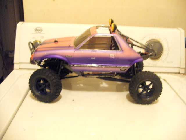 Project Dark One V 2.0 (Now a scale Brat) RCCars631