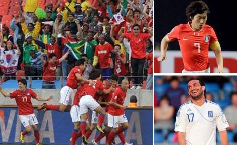 World Cup 2010 - Bút Ký Thơ Grece-CoreduSud-0-2-Vntvnd