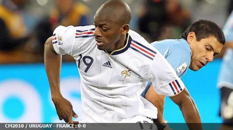 World Cup 2010 - Bút Ký Thơ Uruguay-France-0-0-Vntvnd