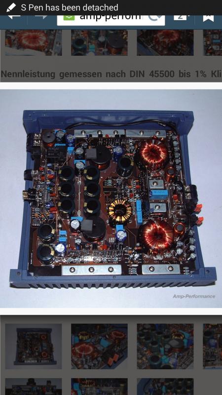 Xetec G-1200 MK2 (Car Monoblock Amplifier) Calvin