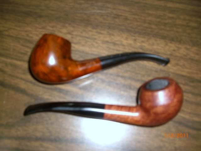 My Pipe Collection NewPipesDec2010
