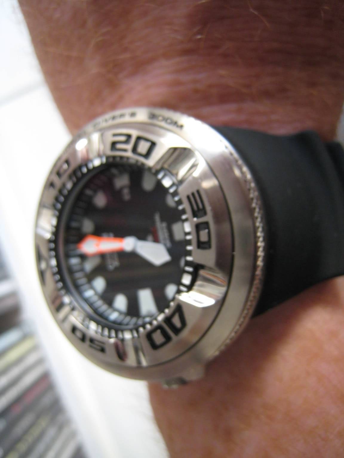 Citizen Aqualand Duplex Professional Diving Watch IMG_2336
