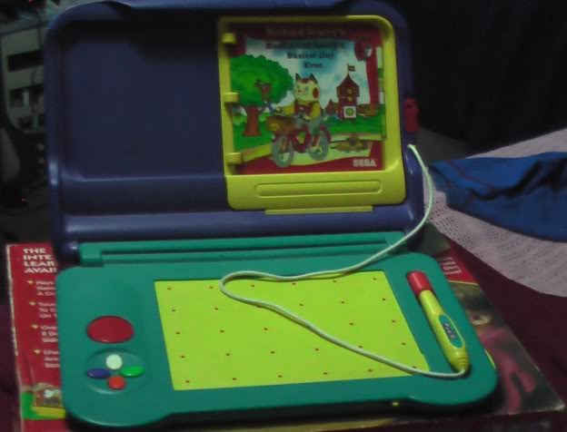"""Les consoles inconnues ou """"un peu"""" oubliées? :-( - Page 2 Pico"""