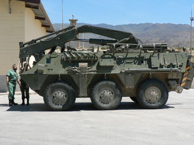BMR 600 M1 de Recuperación   1:72 Semi-Scratch BMR600Grua94