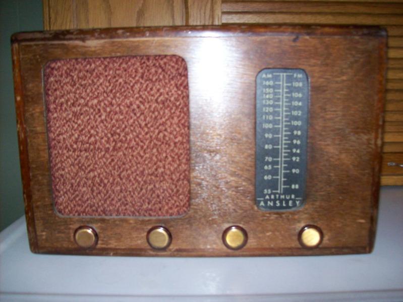 Arthur Ansley  Model R-1 Radios001